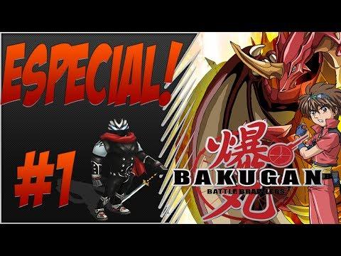 Bakugan Battle Brawlers (Especial Parte 1)