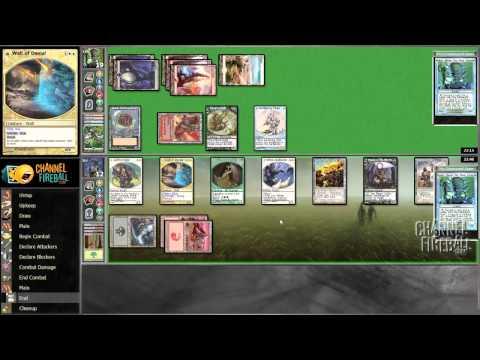 Channel LSV  - Momir Vig #3 (Match 1, Game 1)