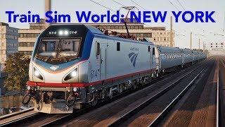 Train Sim World NEC: New York...City Lights