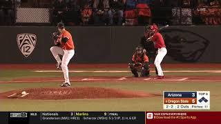 Oregon State Baseball vs. Arizona - 4/20/19