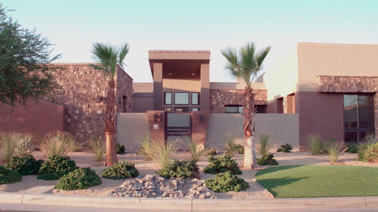 Toll Brothers At Escala Estilo Rancho Mirage Extended Tours Youtube