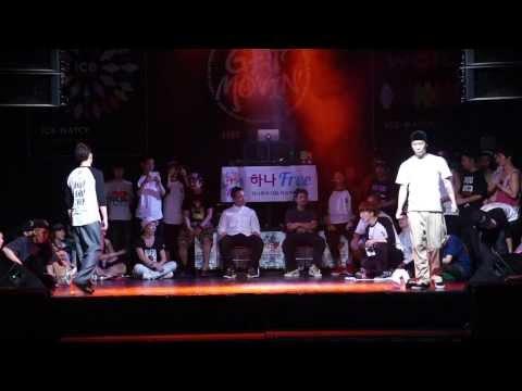 Get Movin' vol.6 Final Hoan(Winners) vs Dokyun(RMC)