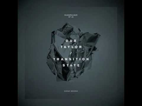 dub taylor | transition state V | eintakt rauphaser 28