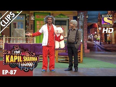 Principal Khurana suffers from a heart attack – The Kapil Sharma Show - 5th Mar 2017