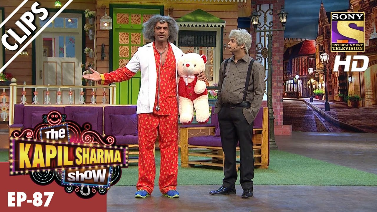 Download Principal Khurana suffers from a heart attack – The Kapil Sharma Show - 5th Mar 2017