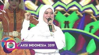 Nuansa Melayu, Lesty DA Hadir Di Panggung Aksi Dengan Lagu 'Zapin Melayu' - AKSI 2019