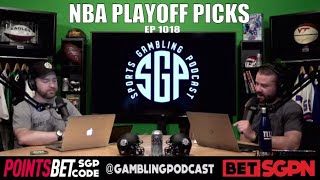 NBA Playoff Picks For 5-28 And 5-29 - Sports Gambling Podcast (Ep. 1018)