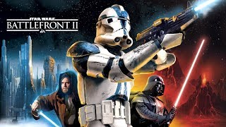 Star Wars Battlefront 2 MULTIPLAYER StarKiller Base (BF2 Battlefront II)