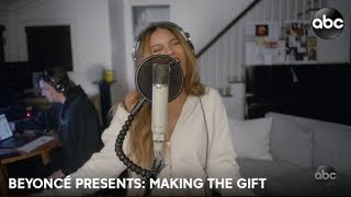 Beyoncé presents: MAKING THE GIFT (Behind The Scenes)