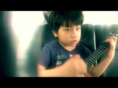 (Kotaro Oshio)Fight, arranged by Feng E, ukulele