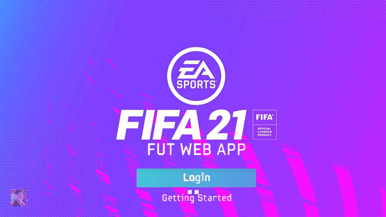 Web app Fifa21