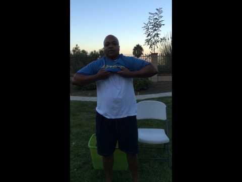 Dominick Ice Bucket Challenge