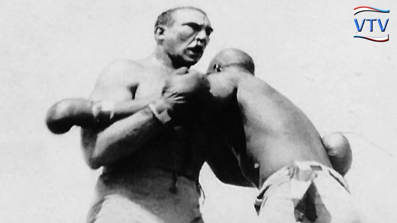 LA PRIMERA GRAN BATALLA - Jack Johnson vs James Jeffries