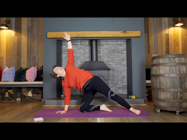 Holiday Yoga Series | 3 | Downward Dog Sequence