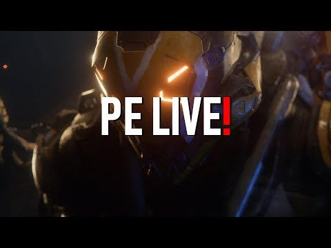 PE LIVE! NC - Anthem's Player Base Crumbles | Surprising Dragon Quest News Incoming + Q&A!
