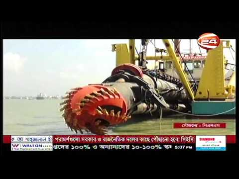 UNNOYONER POTHEY = DREDGING SERVICES BY BIWTA & BWDB Channel 24 Episode