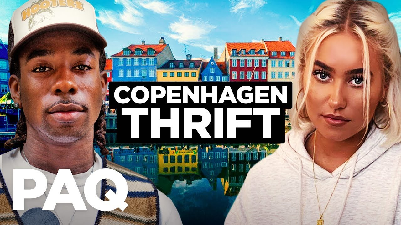 Thrifting in Copenhagen (in 1 Day!) 3