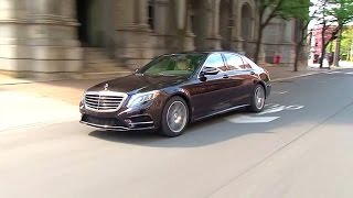 2014 Mercedes-Benz S-Class - TestDriveNow.com Review by Auto Critic Steve Hammes