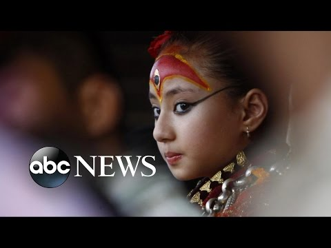 Child Goddesses of Nepal | An Inside Look