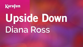 Karaoke Upside Down - Diana Ross *