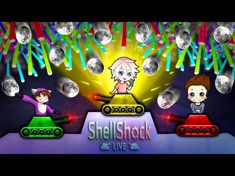 MAUDADO vs MEXIFY vs FURDIS !? - ShellShock Live
