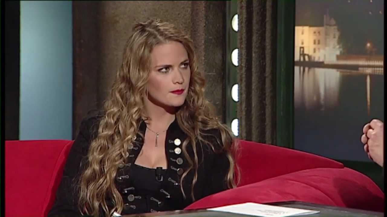 2. Vladivojna La Chia - Show Jana Krause 2. 12. 2011