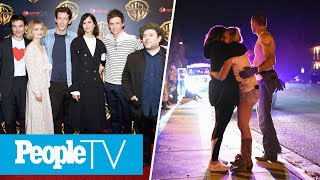 Details From Tragic Shooting In California, 'Fantastic Beasts' Cast On New Movie | PeopleTV