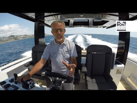 [ENG] FJORD 44 - Motor Boat Review - The Boat Show