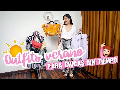 Outfits VERANO: para chicas apuradas [FÁCILES Y RÁPIDOS] l Daniella Acosta