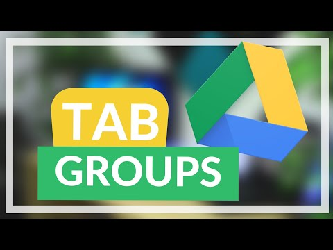 How to Group Tabs in Chrome Browser (Productivity Tip)