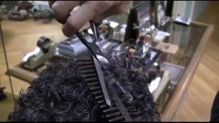 How I Cut and Style a Hairpiece
