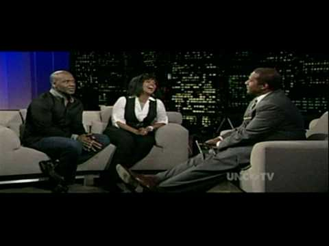 """BeBe and CeCe Winans""--Tavis Smiley Interview Pt. 1"