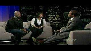 bebe and cece winans tavis smiley interview pt 1