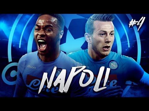 BERNARDESCHI E STERLING AL NAPOLI! | PROGETTO CARRIERA NAPOLI EP.4 | FIFA 17 [ITA]