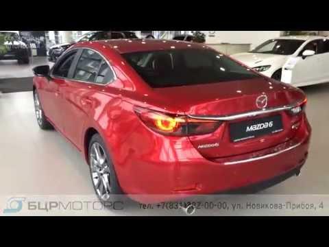 Mazda6. Краткий обзор салона и мультимедийной системы