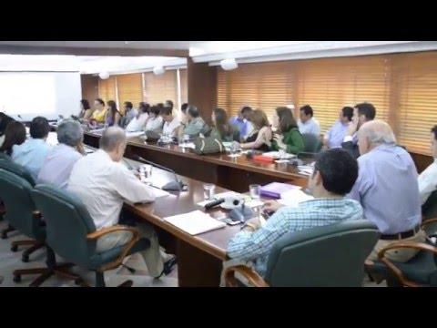 Gerente de la EMRU, presenta proceso de Renovación Urbana ante Gobierno Armitage.