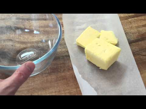 Steps By Step Instruction To Make Clarified Butter - The French Cooking Academy