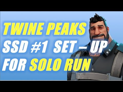 Twine Peaks SSD 1 Set Up with Risky Builds