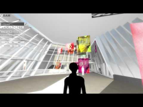 Virtual Broad Art Museum