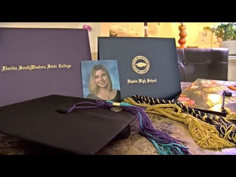 Naples teen gets personal graduation ceremony after health scare