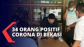 Seusai Lakukan tes Masif, 34 Pasien Positif Corona di Bekasi