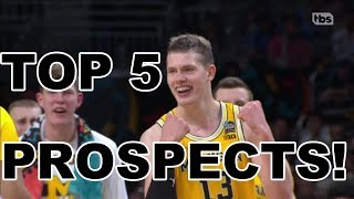 Top Prospects for the Lakers with the 25th Pick  2018 Draft!
