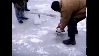 Как ловить рыбу зимой!