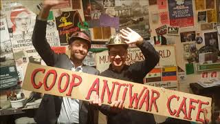 #Okinawa @ Coop #Antiwar Cafe #Berlin