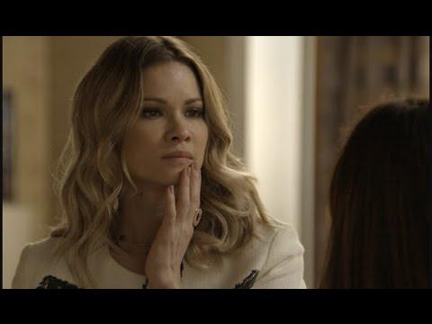 Haja Coração - Shilei dá um tapa na cara de Jéssica   HD