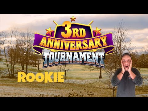 Golf Clash Tips, Playthrough, Hole 1-9 - ROOKIE - 3rd Anniversary Tournament!