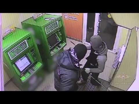 В Омске взрывали банкоматы