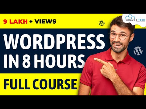 Complete WordPress Tutorial