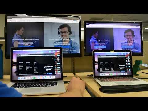 Mac to Mac Multi Monitor远程访问