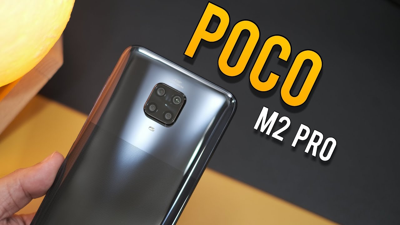 Poco M2 Pro Unboxing, review - The Redmi Note 9 Pro Avatar